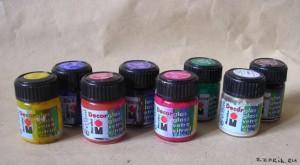витражные краски