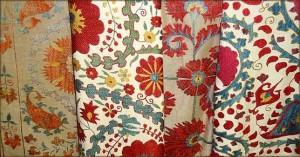 ткани индийские узоры