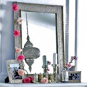 зеркало свеча алтарь