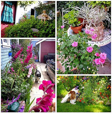 Идеи своими руками для дачи и сада