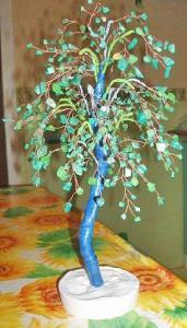 деревце березка