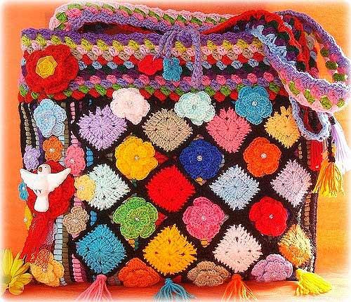Дом рукоделия вязание крючком 59