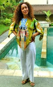 одежда из батика
