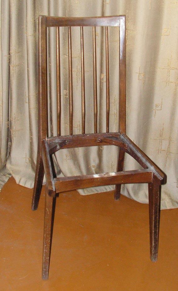 Реставрация стула своими руками мастер класс