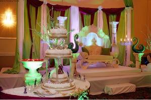 свадебное декорирование