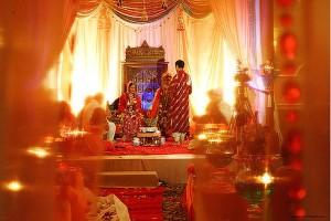 индийская подготовка к свадьбе