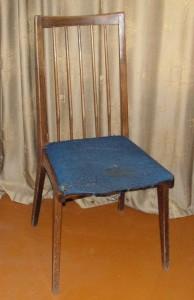старый стул реставрация