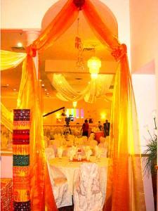 индийское свадебное декорирование