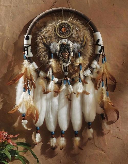 Индейский оберег - ловец снов