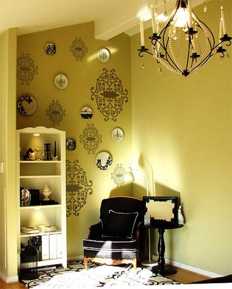 идеи по декорированию интерьера