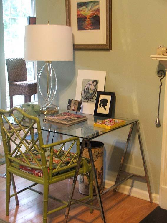 интерьер столик