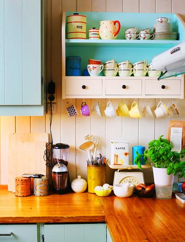 яркие идеи декора дома