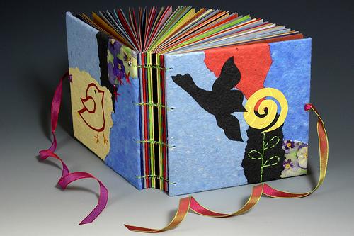 Книжки из картона своими руками