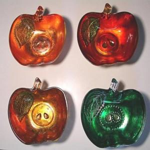 вазочки витражными красками роспись по стеклу