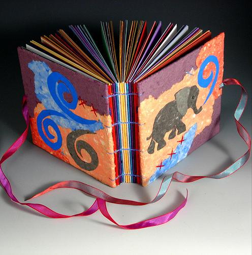 Как сделать книгу для рисунков своими руками
