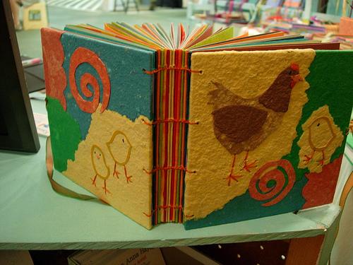 Книжка малышка для садика своими руками