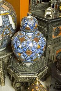 марокканская ваза