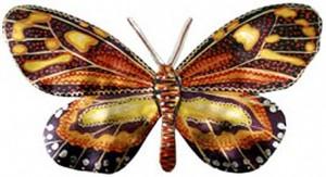 бабочка роспись акрилом