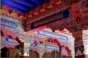тибетская роспись узоры этника