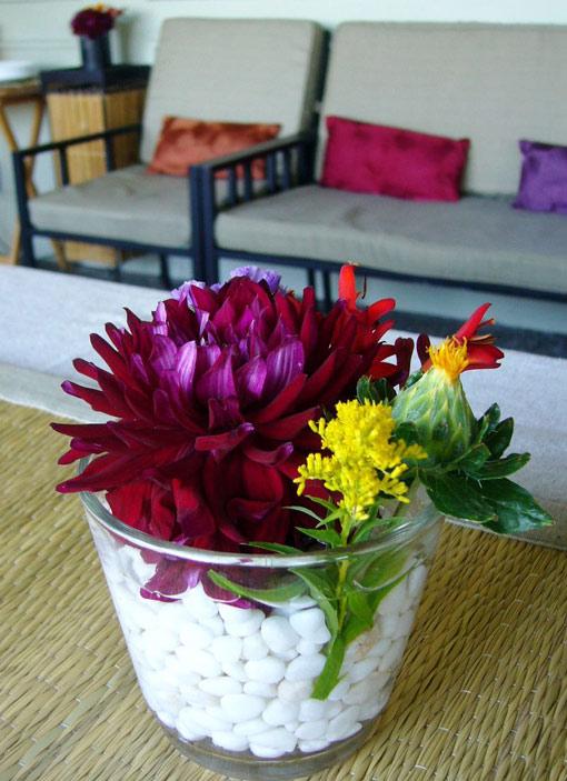 цветы декорирование украшение интерьера