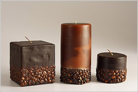 Декоративных свечей своими руками