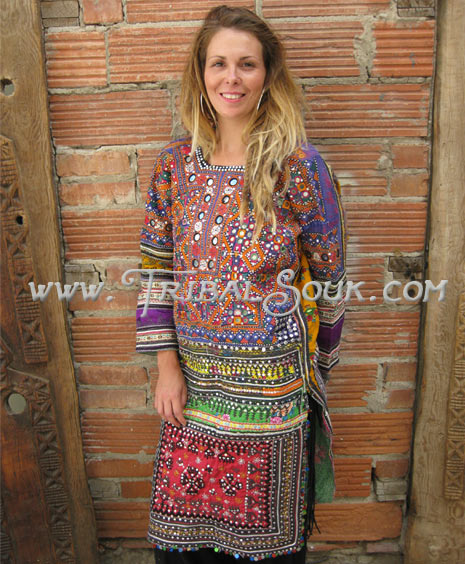 этническая одежда туника