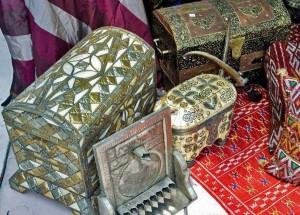 марокканские сундуки