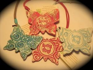 бижутерия из керамики своими руками