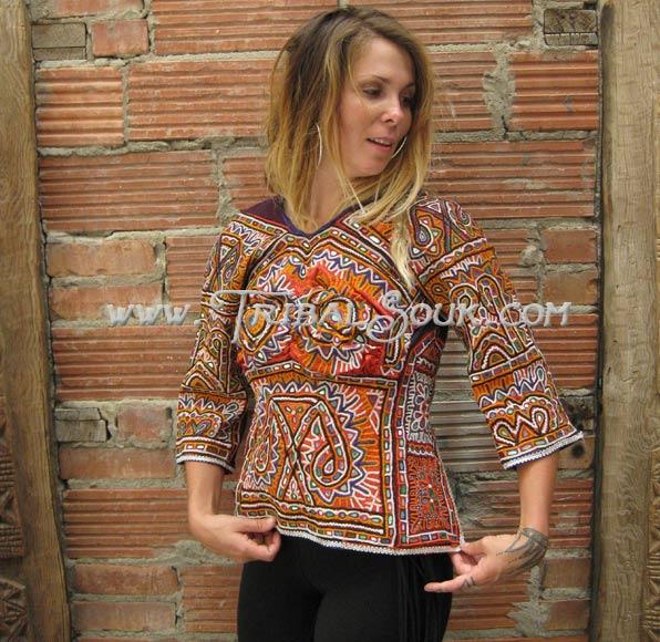 Рубаха Индеец 2. Этническая одежда, обувь.  Каталог Продукции.