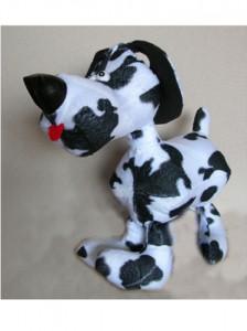 игрушки своими руками собака далматин