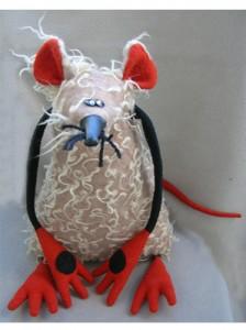 игрушки своими руками мышь