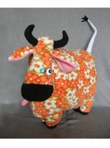 игрушки своими руками корова