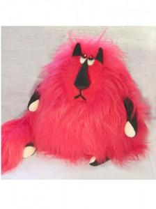 игрушки хенд-мейд волк