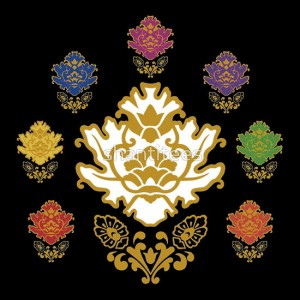 индийские узоры для росписи