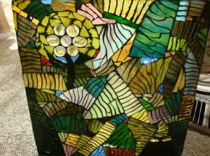 панно мозаика
