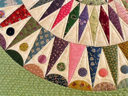 Пэчворк – одеяла из лоскутного