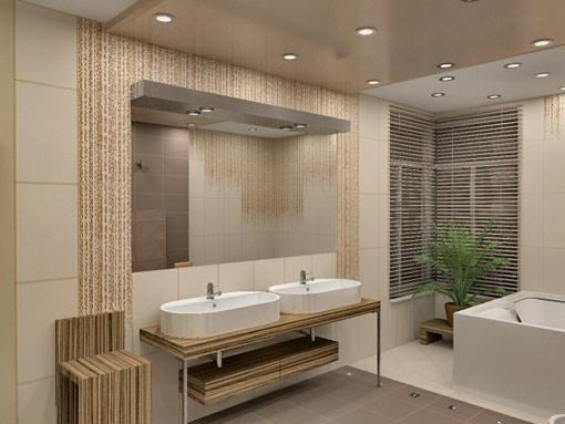 ванная проект