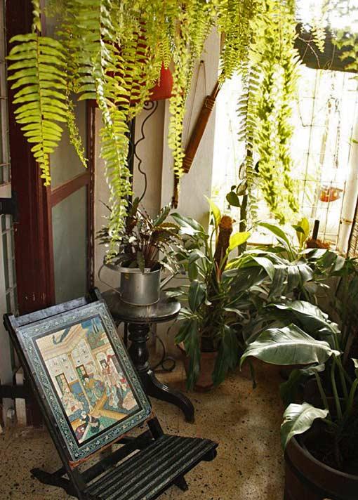 интерьер квартиры на Бали