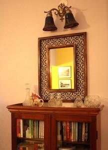 интерьер декорирование дома этника