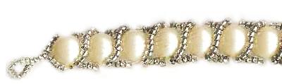 бисероплетение браслет