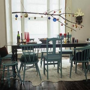 новогодний рождественский декор