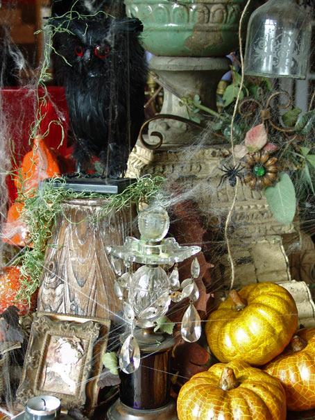 декорирование к хеллоуину