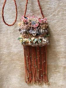 сумочка вышитая бисером