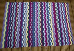 коврик вязание крючком креативный хенд-мейд