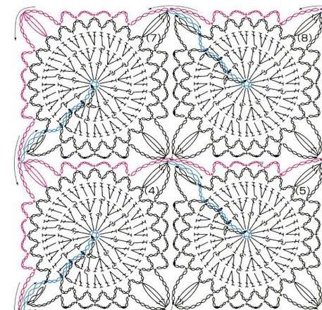 Одежда самого высокого качества вязание крючком схемы узоров жилет только у нас.