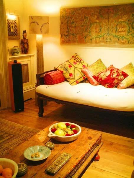 интерьер декор в индийском стиле