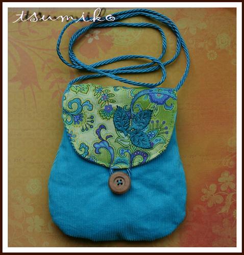 Мягкие сумочки своими руками