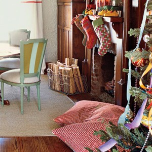 новогодний и рождественский декор своими руками