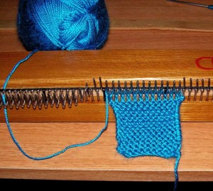 Вязание на машинке чернивчанка мастер класс 8
