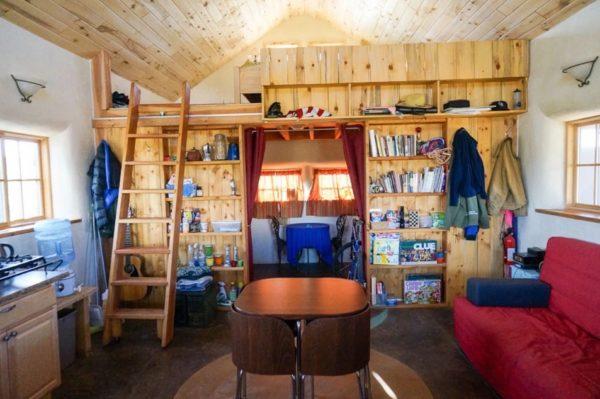 Оптимизация внутреннего пространства на даче